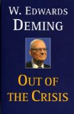 W Edwards Deming - Out Of The Crisis book