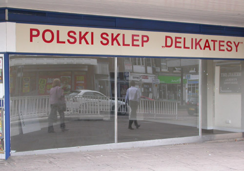 Polish Delicatessen closed