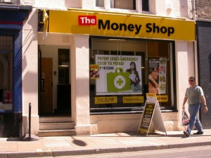 A Money Shop